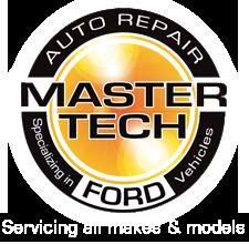 Mechanics ASE Certified Master Tech Auto Repair