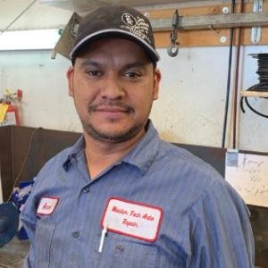 Aaron – ASE Certified Technician