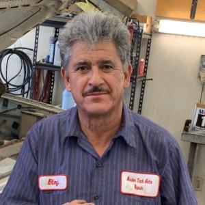 Eloy – ASE Certified Technician