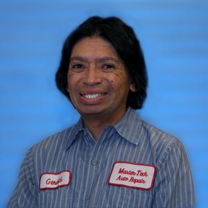 Gerald – Shop Assistant