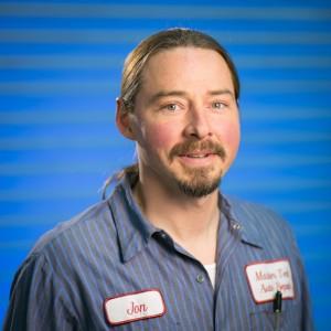 Jon – ASE Certified Master Technician