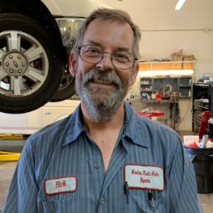 Rick – ASE Certified Technician