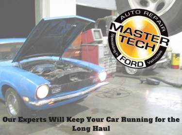 Our experts will keep your car running for the long haul.
